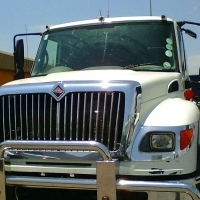 IMMACULATE 2009 INTERNATIONAL 7600i IN TOP WORKING CONDITION FOR SALE.