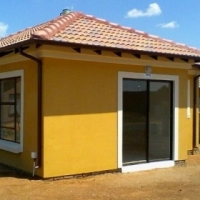Government Subsidized Houses Now in Soshanguve