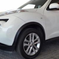 2012 Nissan Juke 1.6 DIG-T Tekna