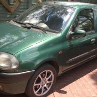 2001 Clio 1.4 16v