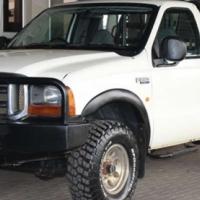 Ford F250 4.2TDi XL 4x4 S/Cab