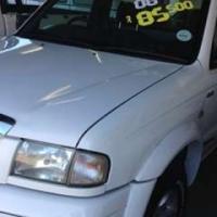 Mazda Drifter 2.6 SLX 4X4 LWB