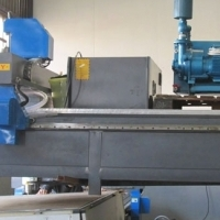 Furniture Making 5.5kW 2000x3000mm Wood CNC Routing Machine for Sale