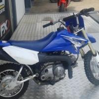 Yamaha TTR50 kids motorbike