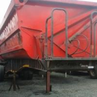 Interlink 34 tonner side tipper trailer for sale