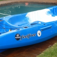 Gemini Feelfree Kayak