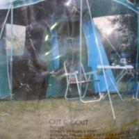 Gypsy 4 Canvas Tent