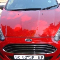 Ford Fiesta FORD 1.4 5 DOOR CARS