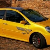Clio R27 RS Renault Sport 2009