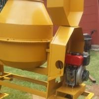 400litter Yanmar diesel concrete mixer