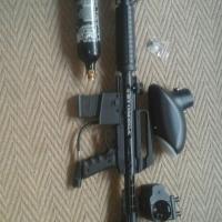 BT OMEGA Paintball gun