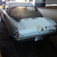 Vintage Valiant cars for restoration with full restoration support