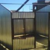 Steel huts ,zozo huts ,tools sheds .CHIGS CONSTUCTION 0629424548