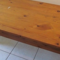 Oregon Pine Table