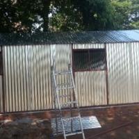 Steel huts centurion 0719991004 zozo huts pretoria