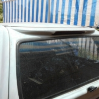 Double Cab Canopy (Ford or Mazda)