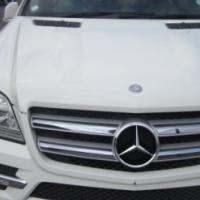 2012 Mercedes-Benz GL 350 CDI auto