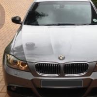 2009 BMW 323i 2.5L M-sport Steptronic LCI