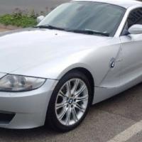 2007 BMW Z4 Coupe 3.0