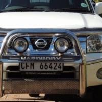 2005 Nissan Hardbody Double Cab