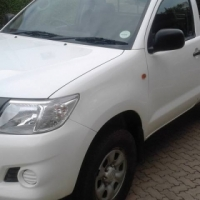 2011 toyota hilux 2.5 srx sc for sale