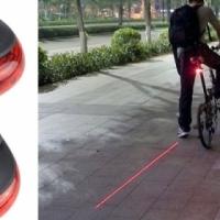 Bicycle LED Lane Indicator Back Light with flashing function