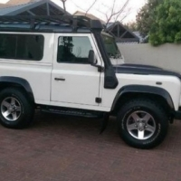 2010 LAND ROVER DEFENDER 90 ICE