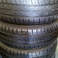 "Good Year Duragrip 14""Tyres   R1600.00"