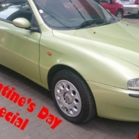 Happy Valentine sale at our very own PDS Motors