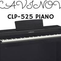 Yamaha CLP-525B Clavinova Piano (NEW)