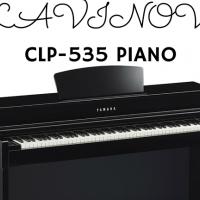 Yamaha CLP-535B Clavinova Piano (NEW)
