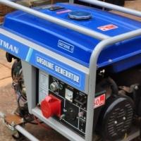 Generator 6.5 kv Jetman