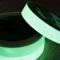 Glow in the Dark Tape: 1/2 in. x 30 ft. (Luminescent Lime Green)