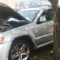 Jeep Grand Cherokee SRT8 Stripping for Spares
