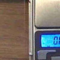 Precision electronic digital pocket scale