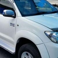 Toyota Hilux 3.0d4d p/u d/c manual