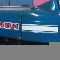 Ford 4000 Trekker for sale
