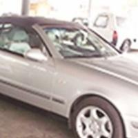 Mercedes Benz CLK CLK 320 CABRIO A/T
