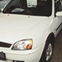 Ford Bantam 1.6i XLE