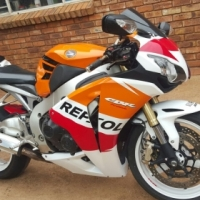 2009 Honda Cbr1000RR Excellent condition Good Service History