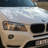 BMW X3 2.0d x-drive auto
