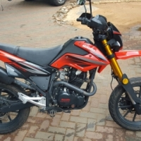 2013 Motor Mia Motard 250cc like new