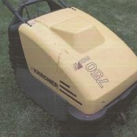 Karcher KSM 750 Sweeper - Bargain