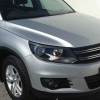 2014 Volkswagen Tiguan 1.4 TSI Manual