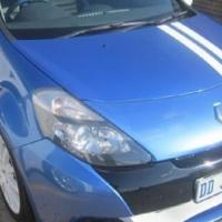 2011 Renault Clio III 2.0 RS Gordini