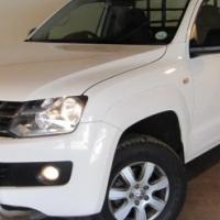 2012 VW Amarok 2.0 TDi S/C 4Motion 4X4