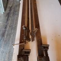 Extension  long clamps