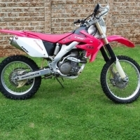CRF 250X for Sale. Excellent condition.