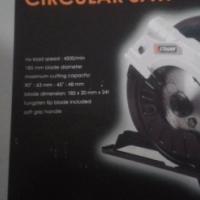 Stramm 1400w circular saw