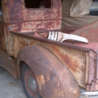1946 Chevrolet Classic Pickup Project - All reasonable offers will be considered
